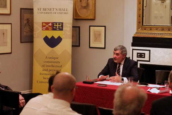 Lord Alderdice lecture